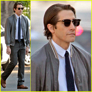 jake-gyllenhaal-looks-slimmed-down-for-nightcrawler-shoot